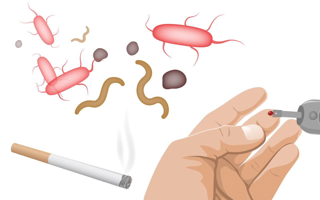 leszokni a megnövekedett vércukorszintről dohányzó tabletták dohányosok vélemények